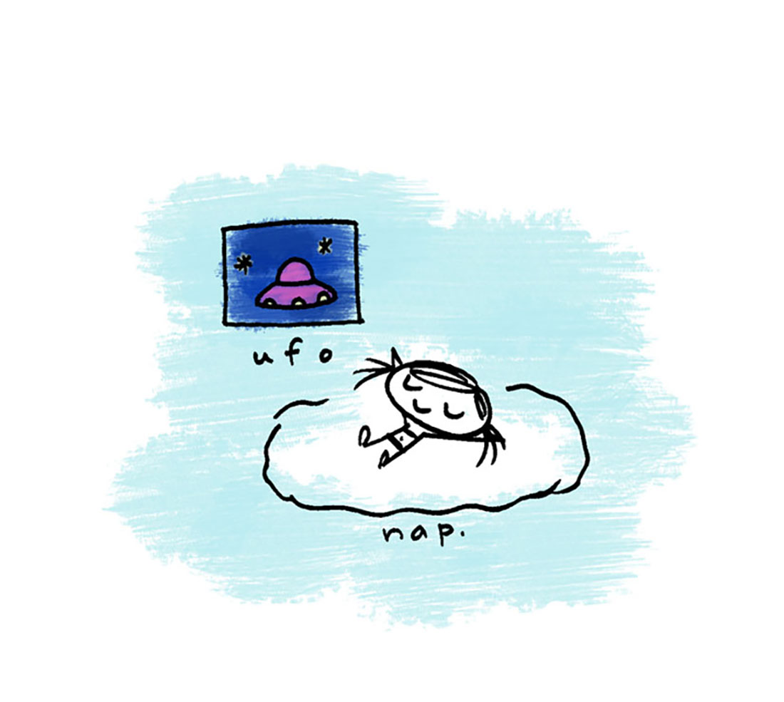 nap + ufo